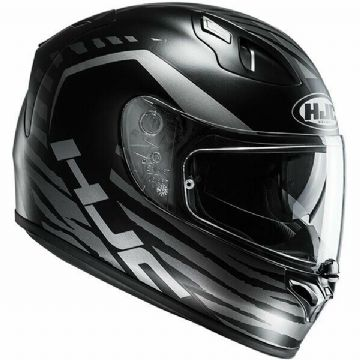 HJC FG-ST Full Face Motorcycle Helmet Tian Black MC5SF - Free Pinlock